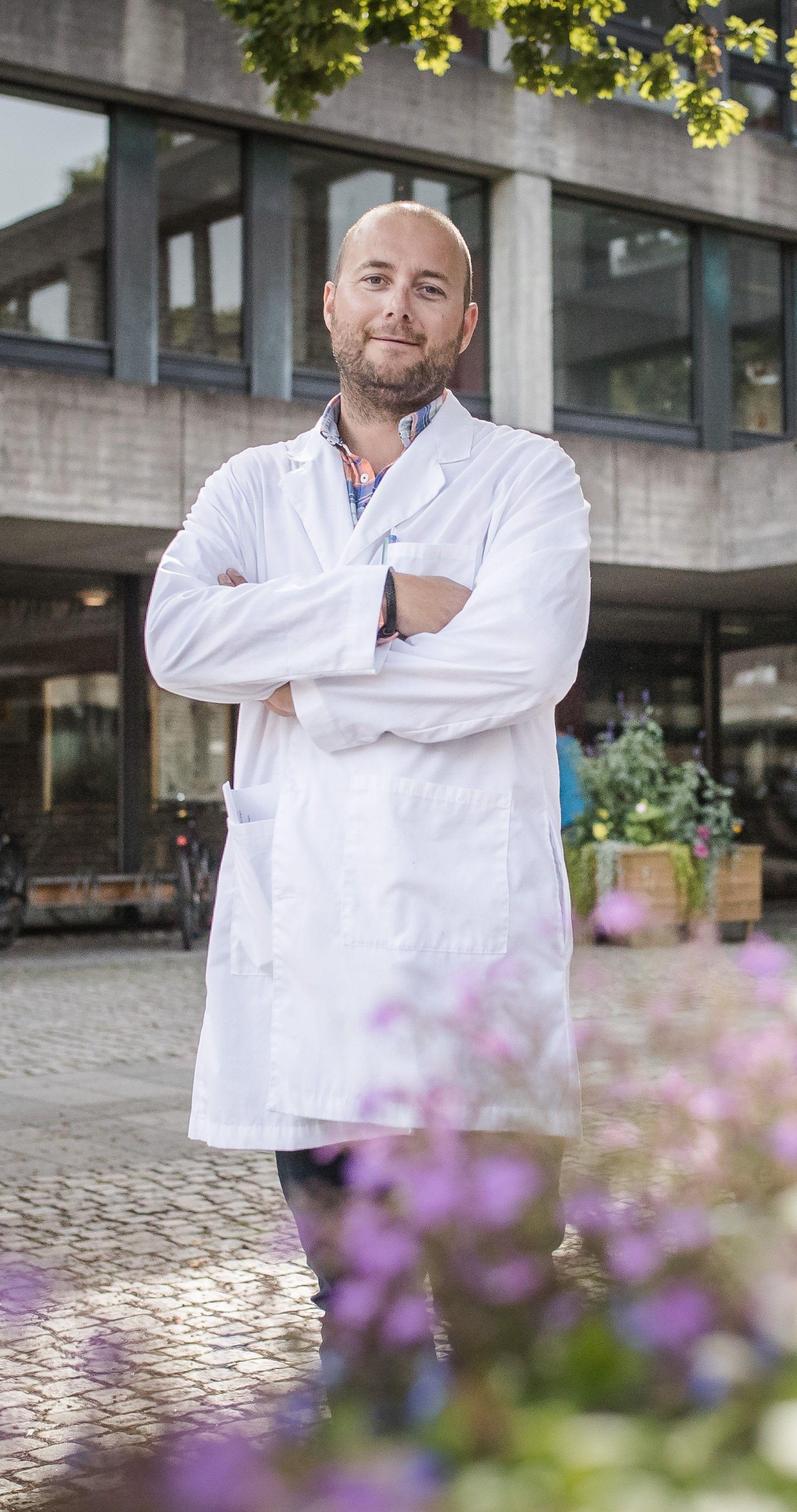 KAD-sjef:  - Pasienter i livets siste fase, skal ikke flyttes rundt i systemet, sier Lars Erik Hansen som var assisterende seksjonsoverlege på KAD Aker.