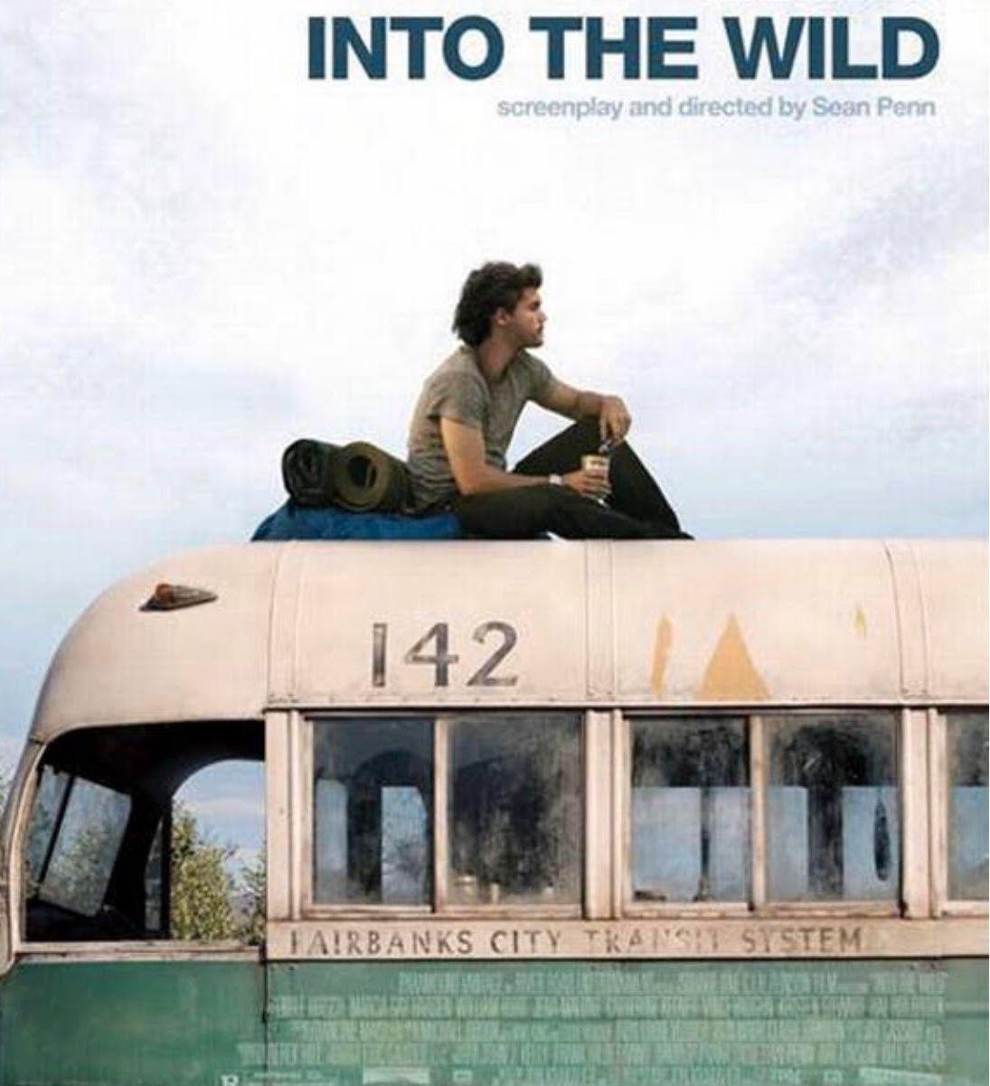 SANN HISTORIE: «Into The Wild» med Emile Hirsch i hovedrollen, baserer seg på en sann, trist historie.