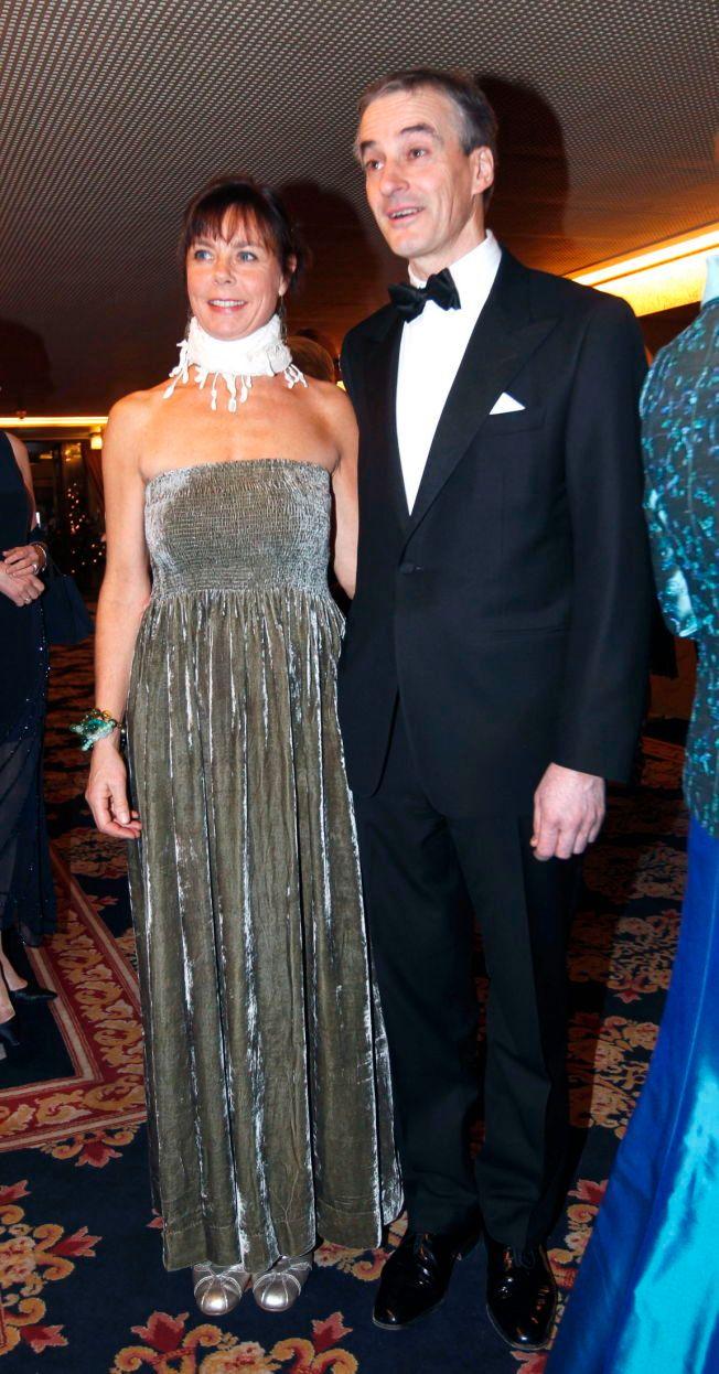 GIFT: Støre, her sammen med sin kone Marit Slagsvold under Nobels fredspris-tildelingen i 2010.