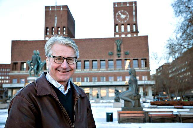 SAKLIG DEBATT: Tidligere ordfører i Oslo, Fabian Stang, etterlyser en mer saklig ordbruk i asyldebatten.