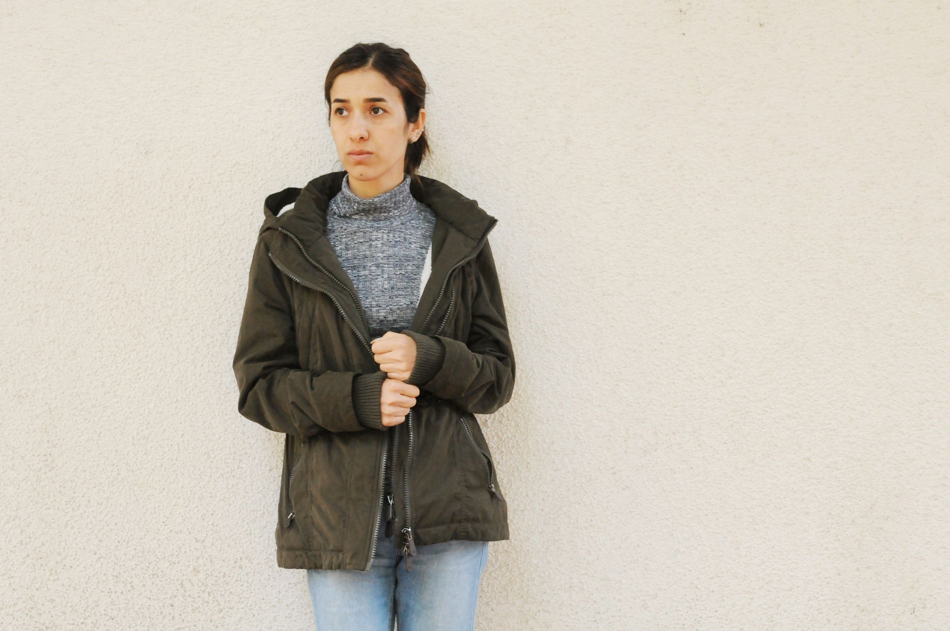 NY HVERDAG: Yezidier er flinke til å integrere seg der de kommer, mener Nadia Murad. Selv har hun ikke fått så mye tid til å gå på skole og tyskkurs på grunn av arbeidet sitt, men hun forstår når folk snakker tysk.
