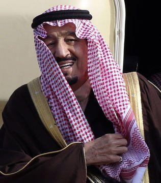 TAR OVER: Salman bin Abdulaziz tar nå over tronen.