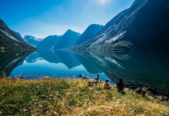 Opplev Norge: Måned for måned