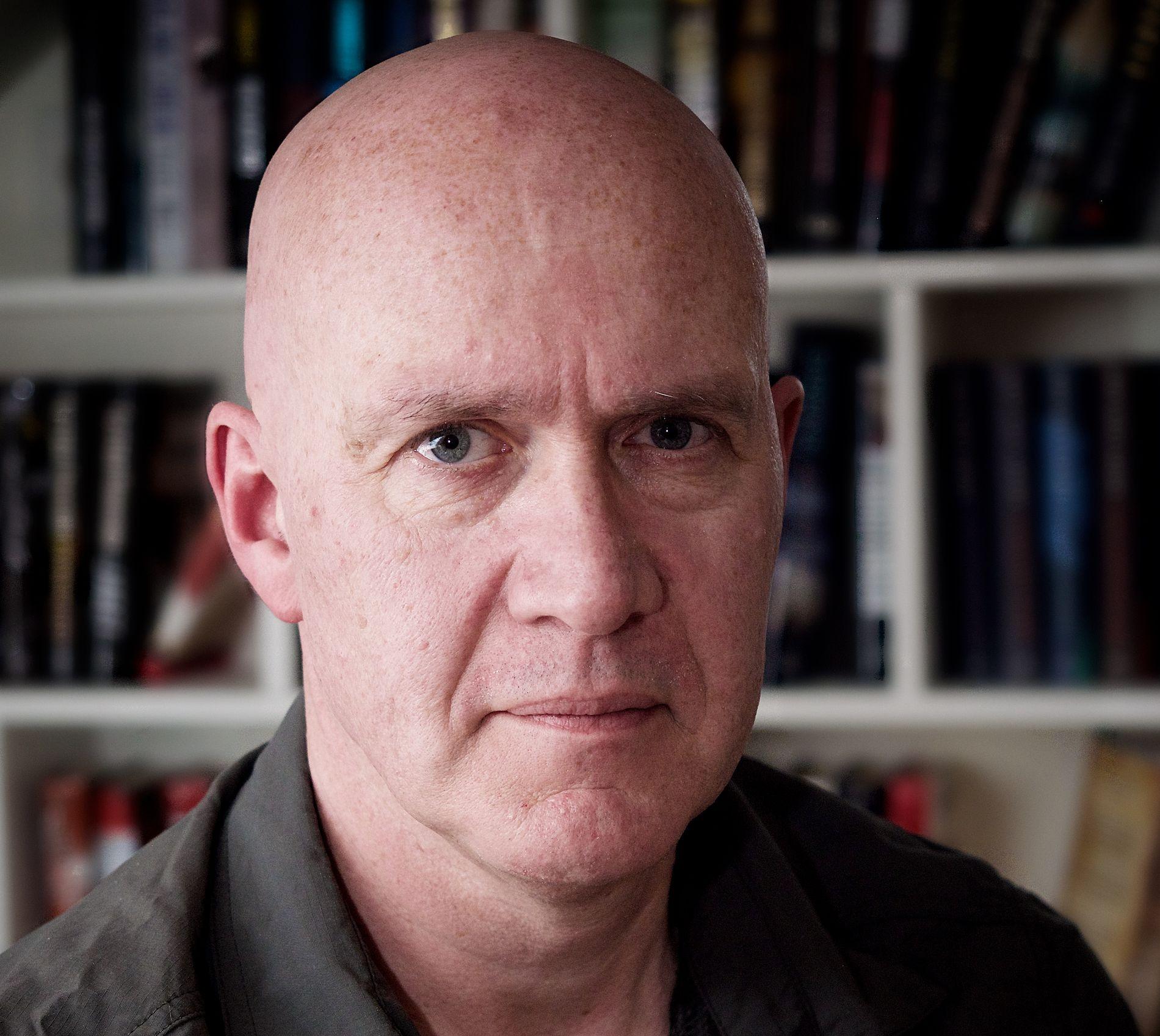 NY STORDALEN-FORFATTER: Eystein Hanssen har seks krimromaner bak seg på Cappelen Damm og kommer nå med en ny thillerserie på Stordalen-forlaget Capitana.