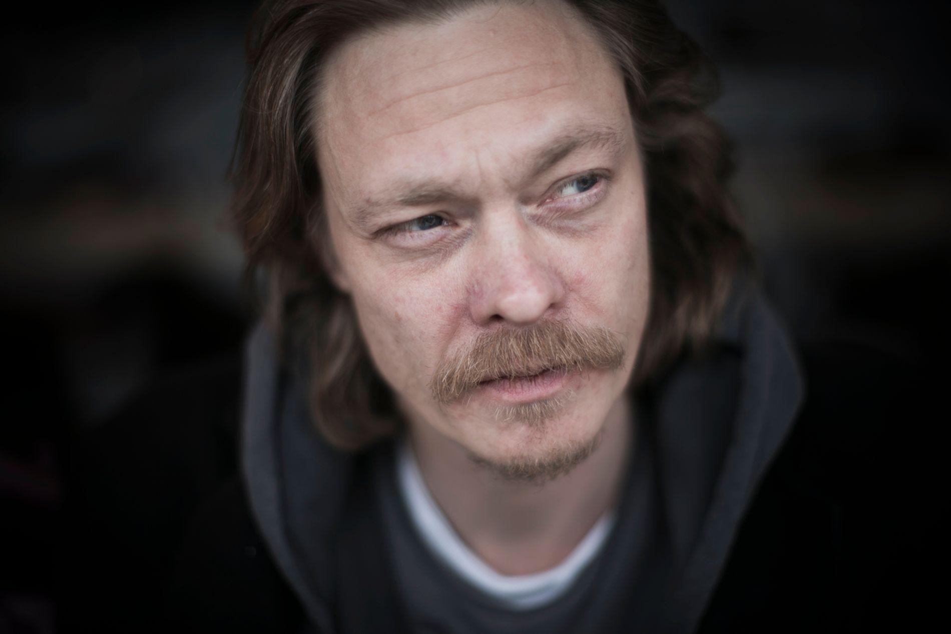 FORBANNET: Skuespiller Kristoffer Joner har fått nok av Sylvi Listhaugs asylpolitikk. FOTO:TERJE BRINGEDAL/VG
