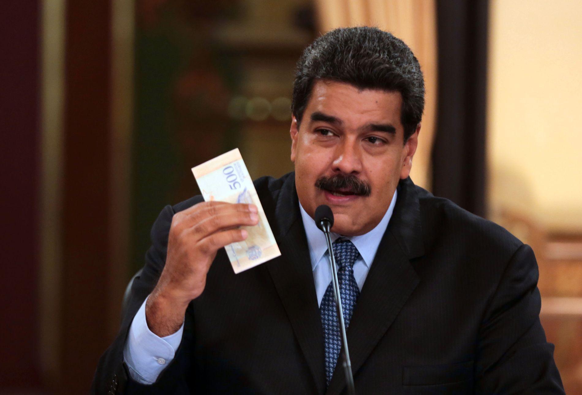 d0578a997 Lanserer ny valuta: Så mye koster én kylling i Venezuela