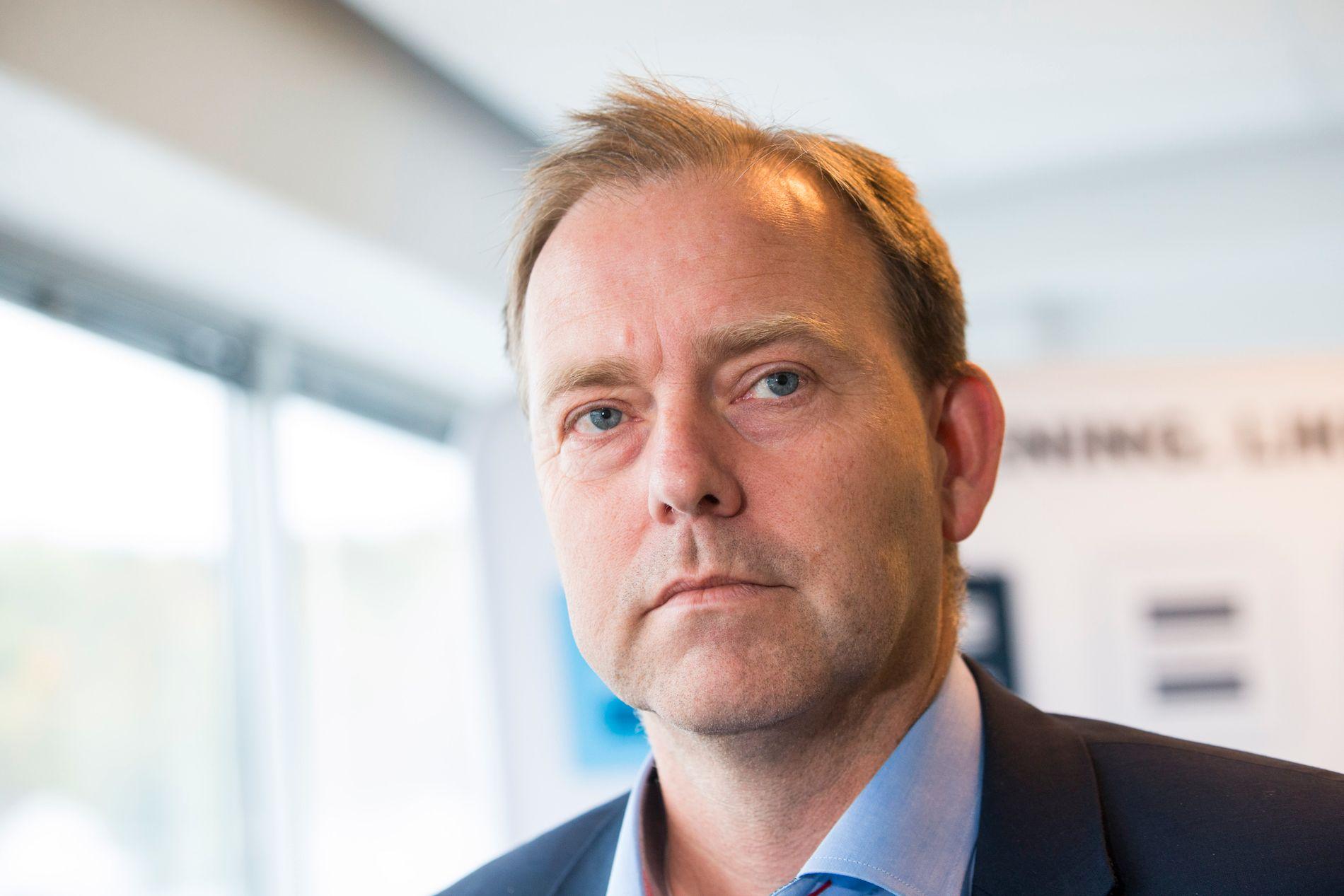 f7eefbd7 KRITISK: Daglig leder Anders Solheim i Antidoping Norge. Foto: NTB scanpix