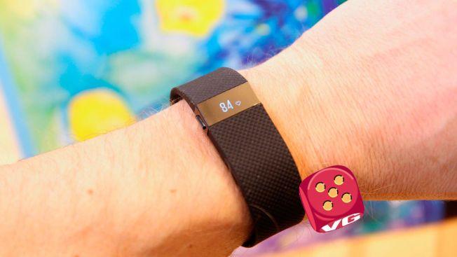 Test av Fitbit Charge HR: Fitbits nye armbånd måler pulsen