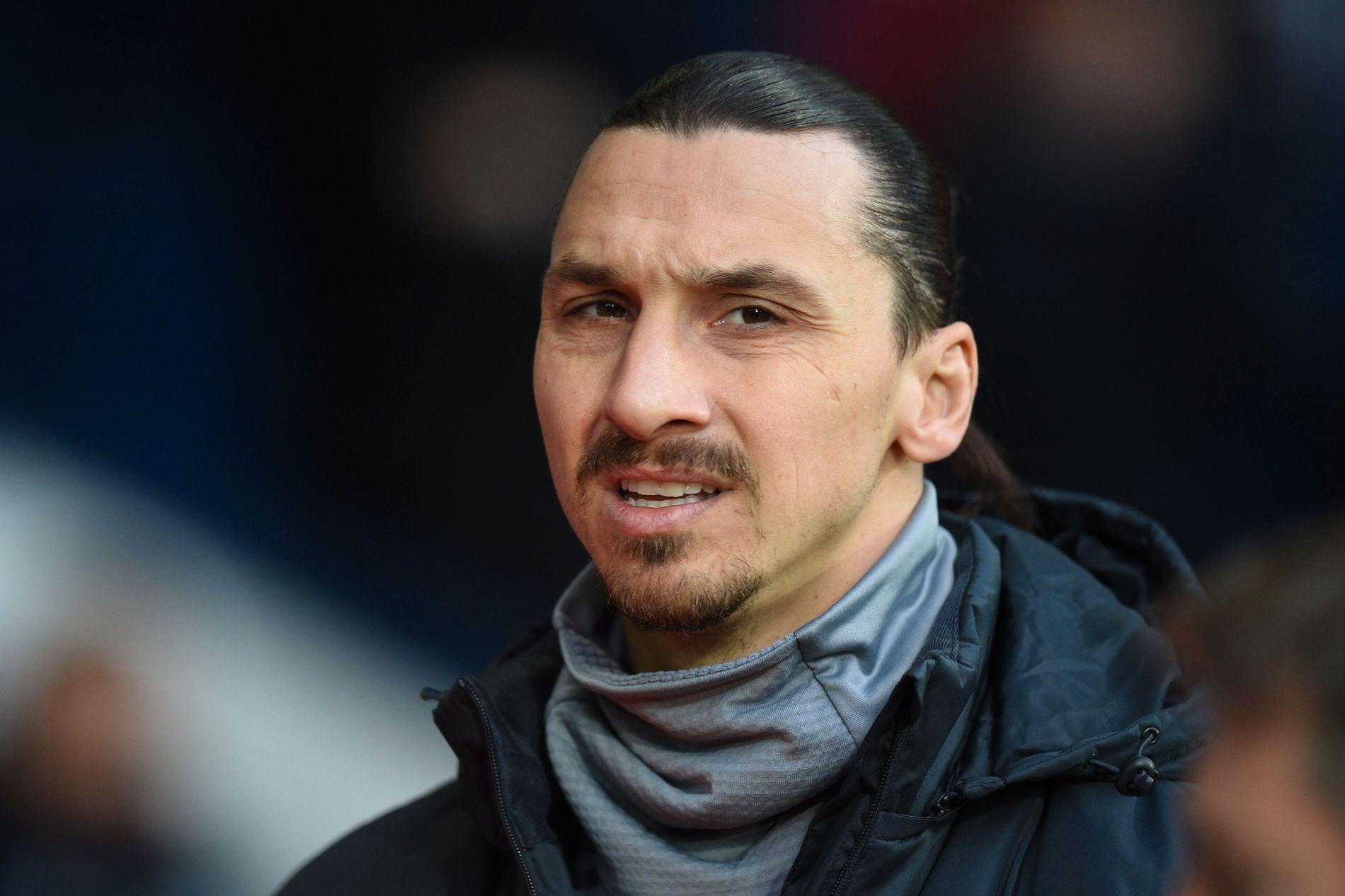 MISFORNØYD: Zlatan Ibrahimovic liker ikke hvordan han blir behandlet av svensk presse.