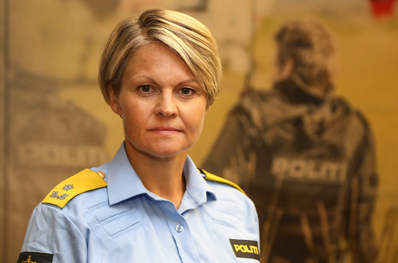 EKSTRA SÅRBARE: – Deling av seksualiserte bilder og filmer gjør barn og unge ekstra sårbare, sier Lena Reif, seksjonsleder for etterretning og forebygging i Politidirektoratet.