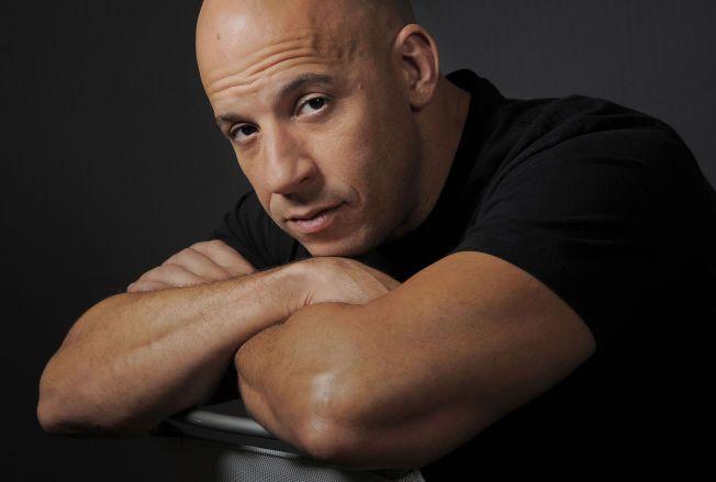 SLITER PÅ SETTET: Vin Diesel forteller at det har vært vanskelig å kontrollere følelsene foran kamera når kamerat og kollega Paul Walker ikke lenger er tilstede.