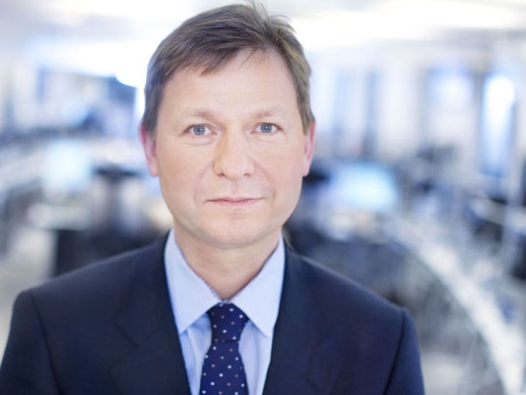Analysesjef Pål Ringholm i Sparebank 1 Markets.