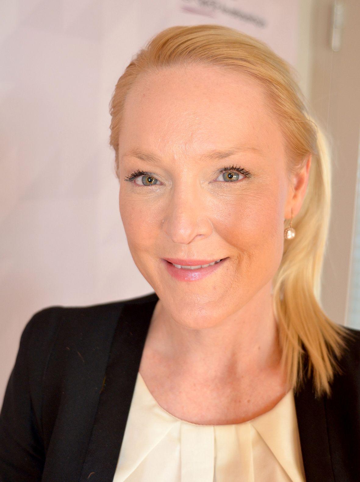 UNDRENDE: Leder Nina Skalleberg i Virke Inkasso.
