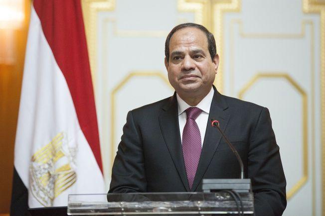 ANTI-DEMOKRATISK: Mange egyptere mener at landet deres er mindre fritt og demokratisk under Abdel Fattah el-Sisi, enn under Hosni Mubarak i tiden før den såkalte arabiske våren.