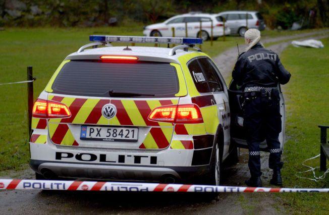 DRAMATISK: To kvinner ble søndag skutt på en gård i Lindesnes i Vest-Agder. En mann i 50-årene er siktet i saken.