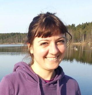 Lorelou Desjardins, kjent som A Frog in the Fjord.