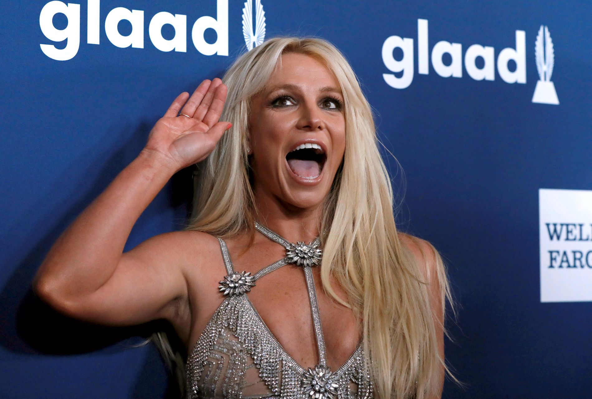 LEGGER NED FORBUD: Britney Spears.