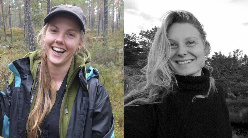 DREPT: Norske Maren Ueland (28) og danske Louisa Vesterager Jespersen (24) ble drept i Marokko.