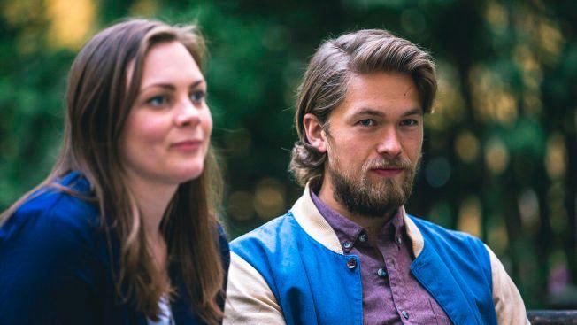 VENNER: Jakob Oftebro spiller Elises bestevenn Anders.