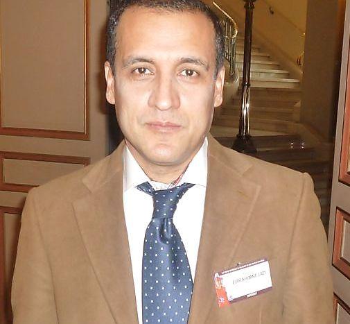 MOSKÉ-KARTLEGGER: Masoud Ebrahimnejad står bak moské-kartleggingen som presenteres i Oslo tirsdag.