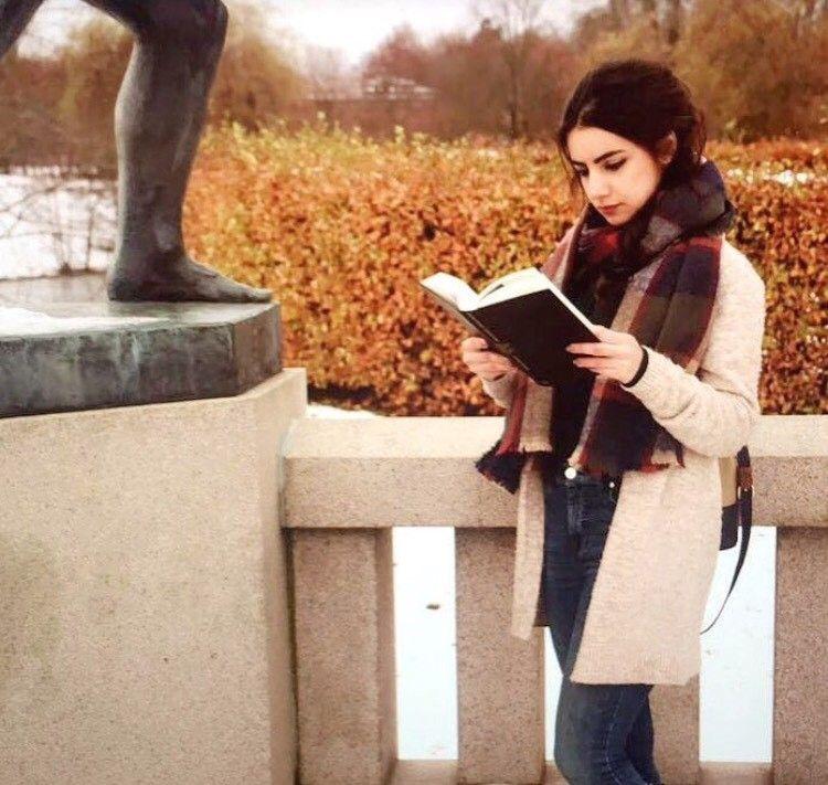 15 SEKSERE: Syriske Lilas Alzaeim gikk i 2016 ut fra videregående med toppkarakterer etter kun tre og et halvt år i Norge. Hun er nå medisinstudent ved Universitetet i Oslo.