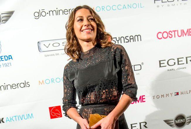 MOR TIL FLERE: Pia Tjelta, her på Costume Awards.