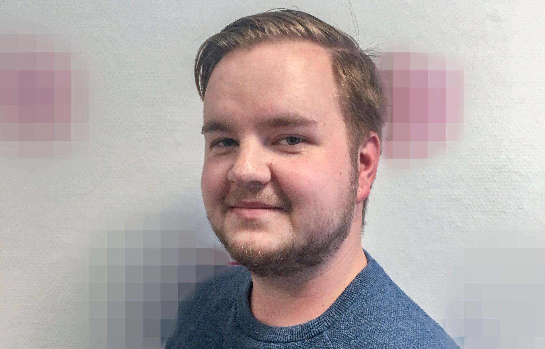 OFFERET: Heikki Bjørklund Paltto (24) fra Mysen ble funnet brutalt knivdrept i kollektivet der han bodde på Majorstuen i Oslo.