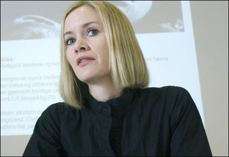 FORANDRING: - Jeg tror vi må forandre oss for ikke å lide samme skjebne som Venstre, sier nestleder i KrF Inger Lise Hansen. Foto: Scanpix