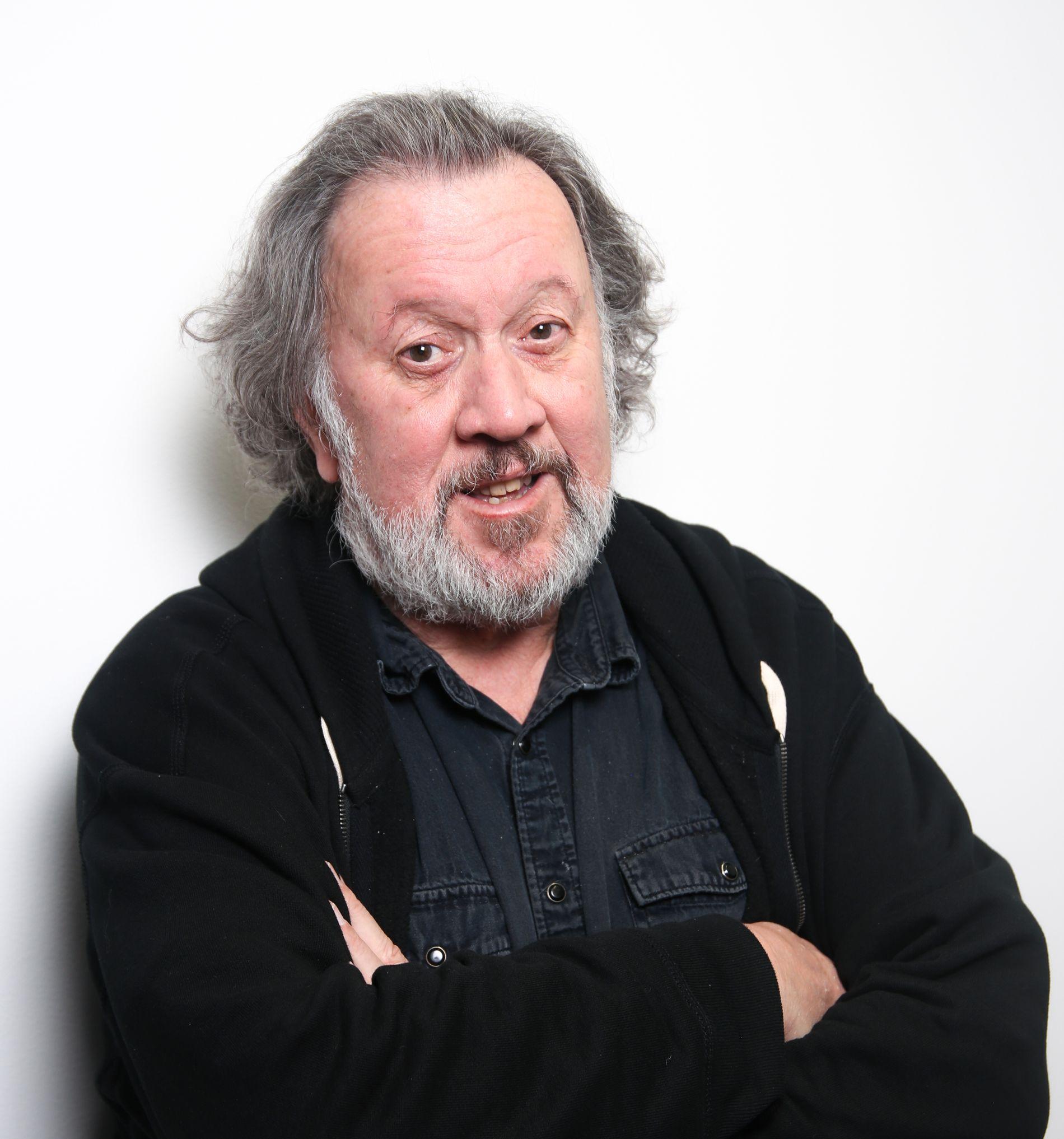 TOLERER FESTIVALPRATING: Bjørn Eidsvåg.