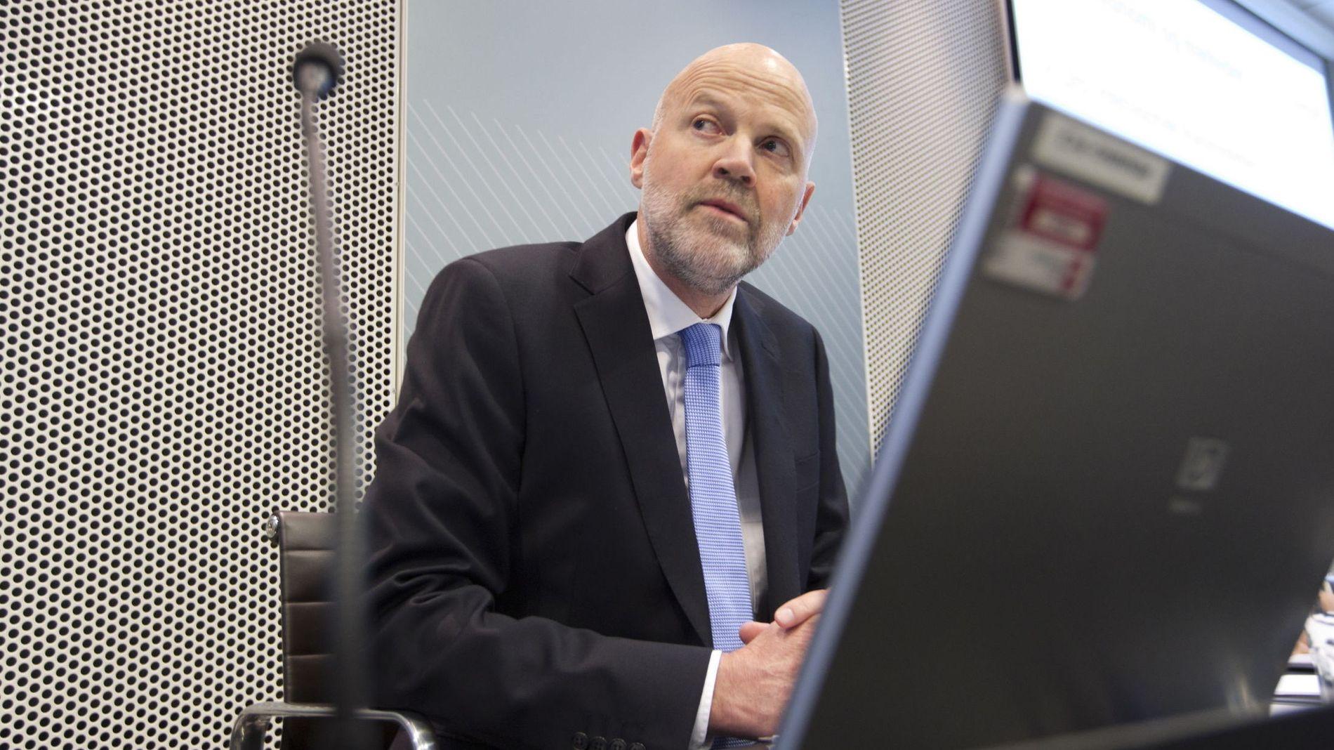 FORSLAG: Finanstilsynsdirektør Morten Baltzersen har mandag sendt sine forslag til tiltak for å bremse gjeldsveksten i husholdningene.