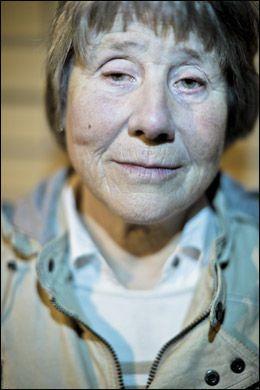 FORTVILET: Moren Liv Larsgard (68) har tryglet om at UD gjør mer i saken. Tirsdag ble sønnen dømt til 7,5 års fengsel. Foto: Thomas Nilsson