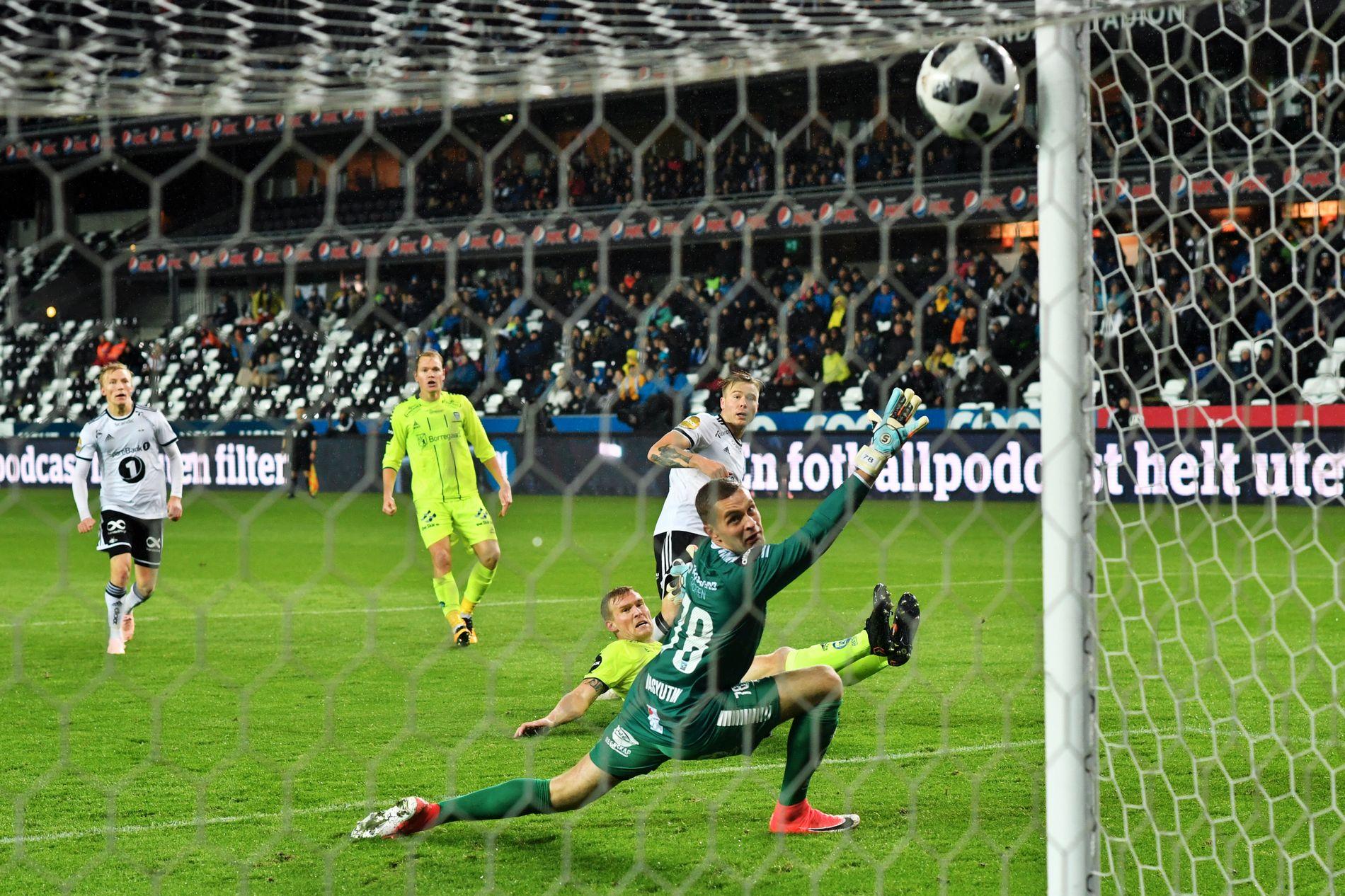 2–1: Alexander Søderlund scorer og Rosenborg har snudd kampen på Lerkendal.