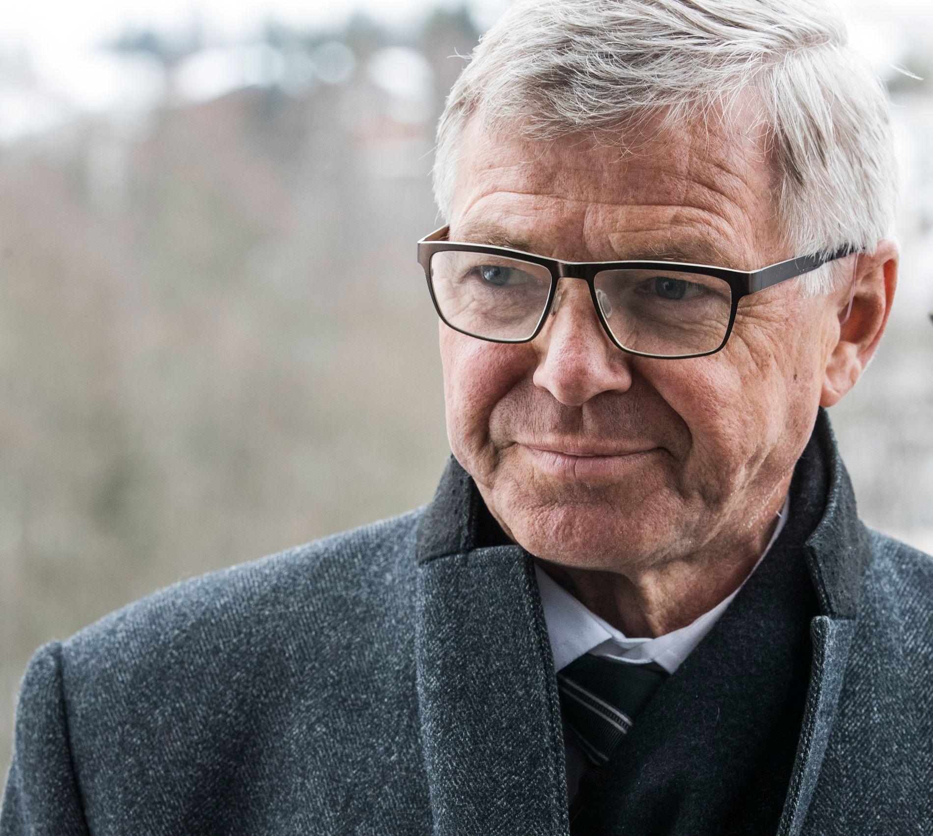 KRISTNE PRESSET: Arbeidende styreleder i Oslosenteret, Kjell Magne Bondevik, sier de kristne over tid har vært sterkt presset på Sri Lanka.