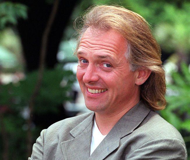 DØD: I dag, mandag, gikk den kjente komikeren og skuespilleren Rik Mayall bort.