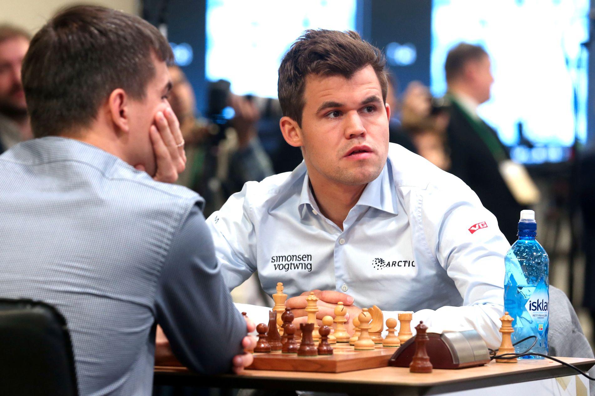 Nrk Sjakk Nrk 2020