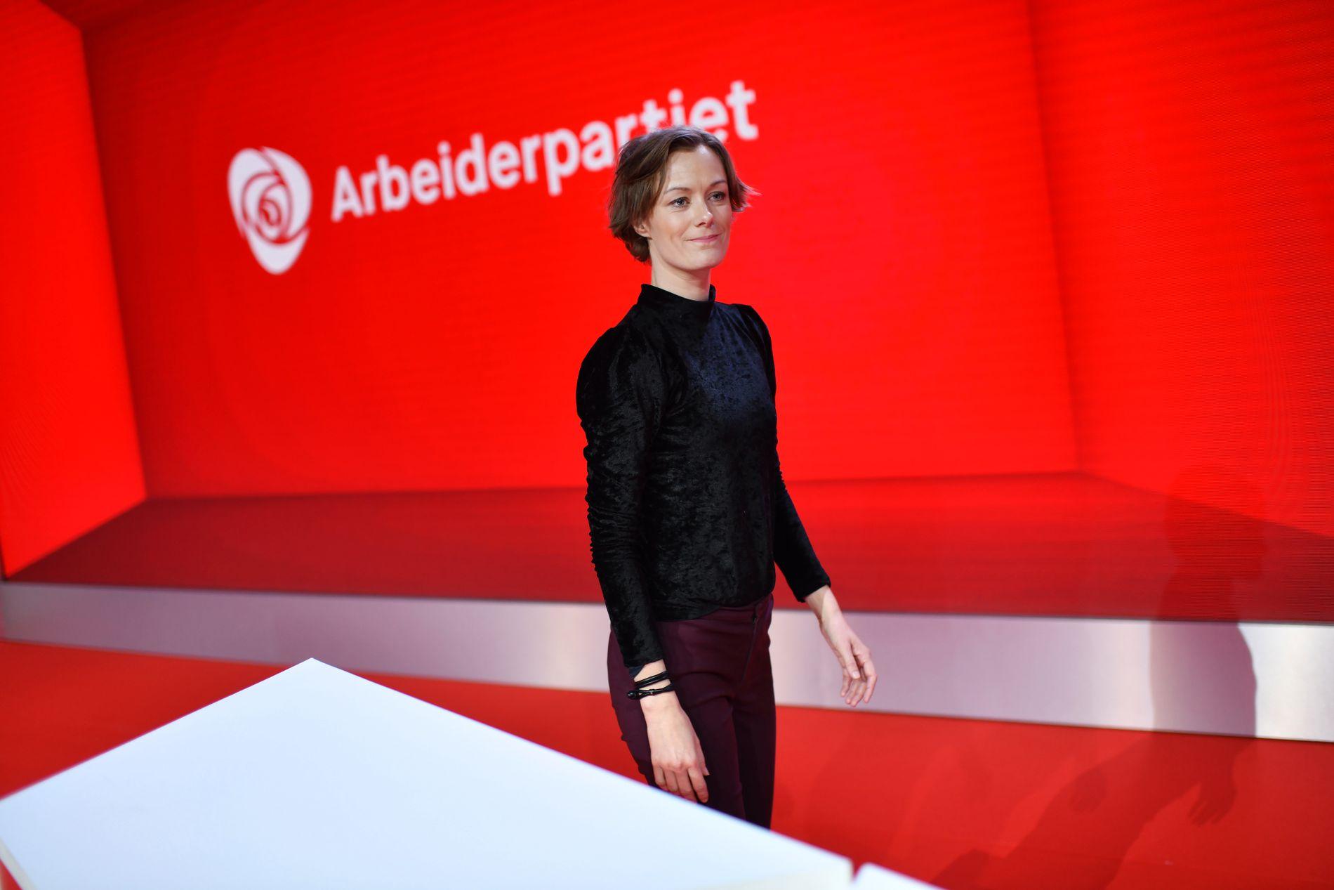 NY JOBB: Anette Trettebergstuen ble lørdag valgt til ny kvinnepolitisk ansvarlig.