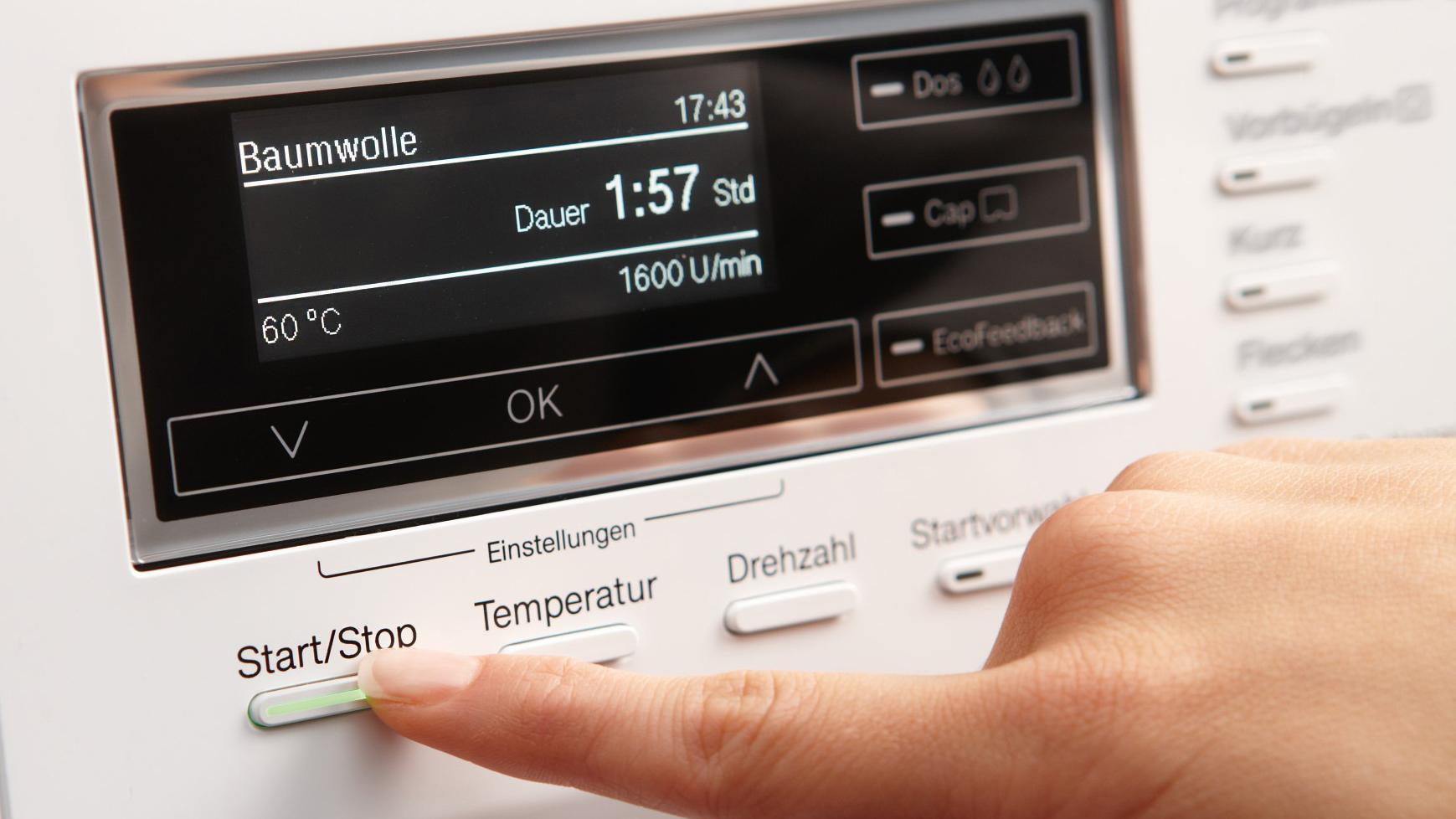 Bomull er verdens mest brukte vaskeprogram, men om du drister deg ut på andre programmer som følger med maskinen, kan det være bra for lommeboken og tøyet.