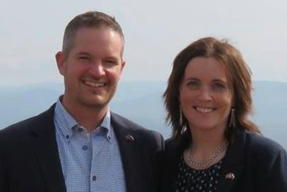REISER TIL KRIM: Hendrik Weber og Mette Rosenlund reiser til Krim på invitasjon fra underhuset i Russlands nasjonalforsamling for å delta som valgobservatører under det russiske presidentvalget.