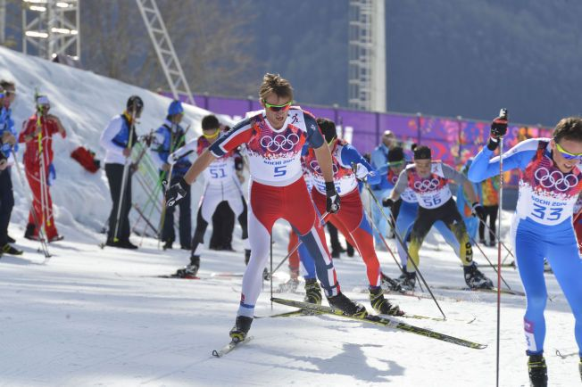 NORTHUG-REVANSJ? Petter Northug skuffet i OL i Sotsji. Hvis han stiller på startstreken i Pyeongchang i 2018 vil han være en moden mann på 32 år - og det norske folk vil kunne se ham gratis på TV.