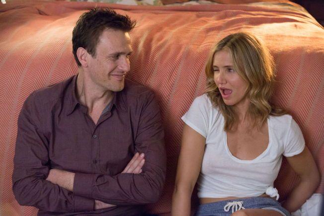 Jay (Jason Segel) og Annie (Cameron Diaz) flørter desperat med både hverandre og publikum i «Sex Tape». Til liten nytte, ifølge VGs anmelder.