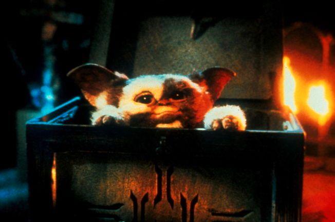 JULEPRESANG: Gizmo i «Gremlins».