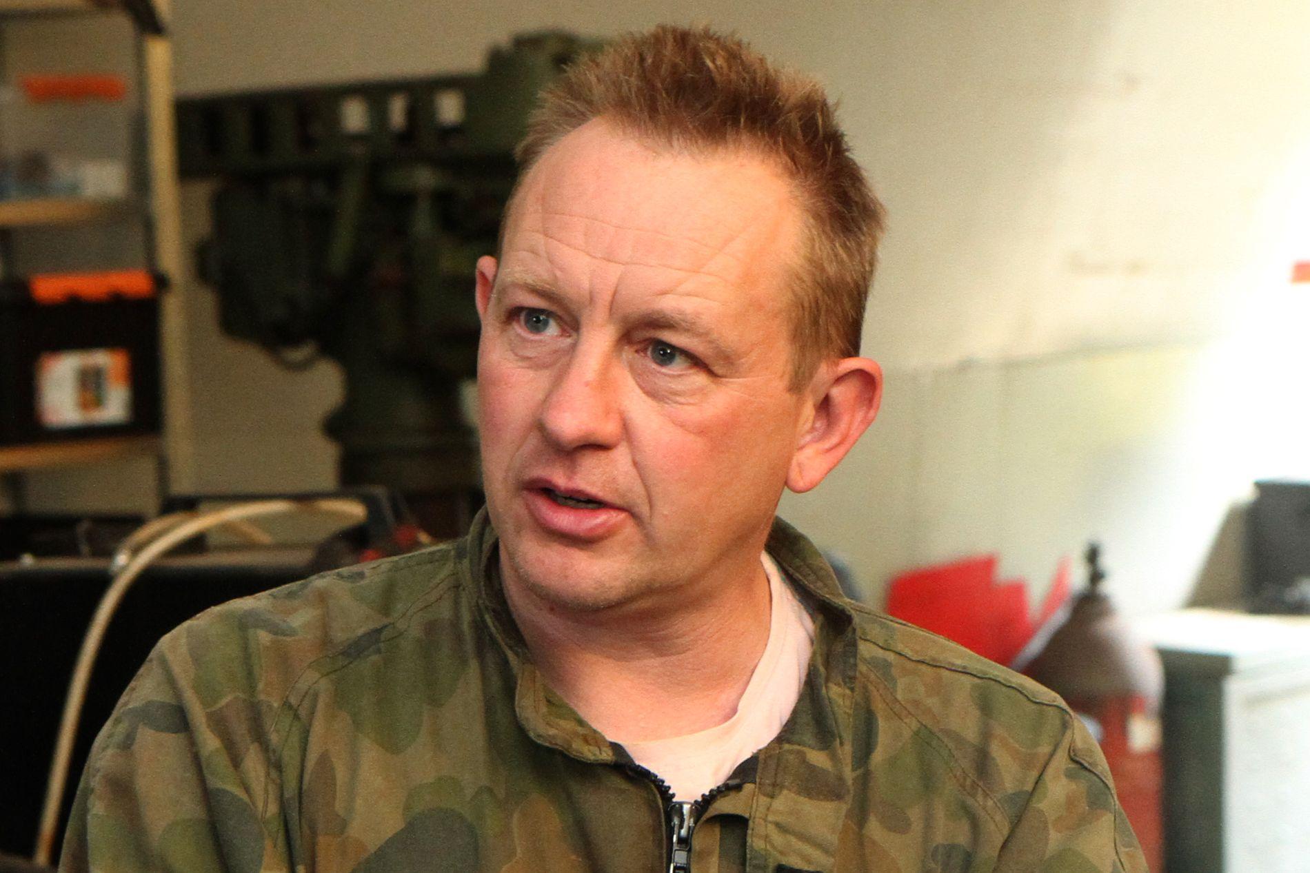 TILTALT: Påtalemyndigheten mener Peter Madsen (47) drepte, mishandlet og parterte den svenske journalisten Kim Wall (30) i august i fjor.