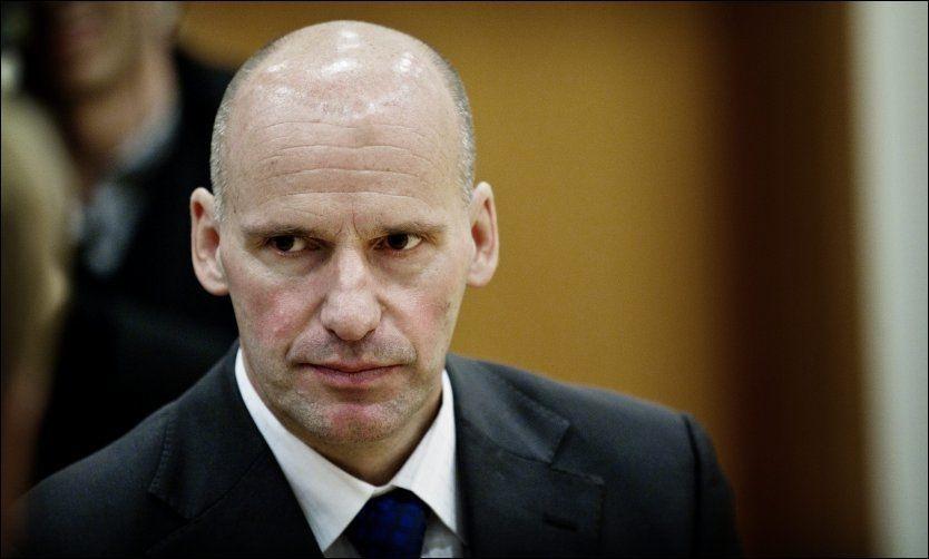 MEDANSVAR: Advokat Geir Lippestad vil stevne både bloggeren Peder Nøstvold Jensen og redaktør Hans Rustad som vitner i retten. Han mener de har et medansvar for Breiviks terroraksjoner. Foto: Mattis Sandblad