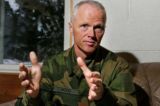 GENERALLØYTNANT: Robert Mood har lang erfaring fra utenlandstjeneste. Han har vært generalinspektør for Hæren og var i 2012 sjef for FNs observatørstyrke i Syria etter tidligere å ha vært sjef for FNs observatørkorps i Midtøsten. Oslo.