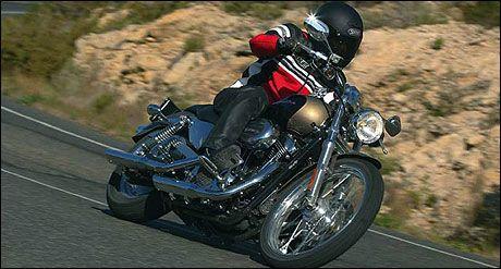 ee7a553d RIMELIGST: Harley-Davidson Sportster-modeller er blant de aller rimeligste  å forsikre på det norske markedet. Foto: Bike.