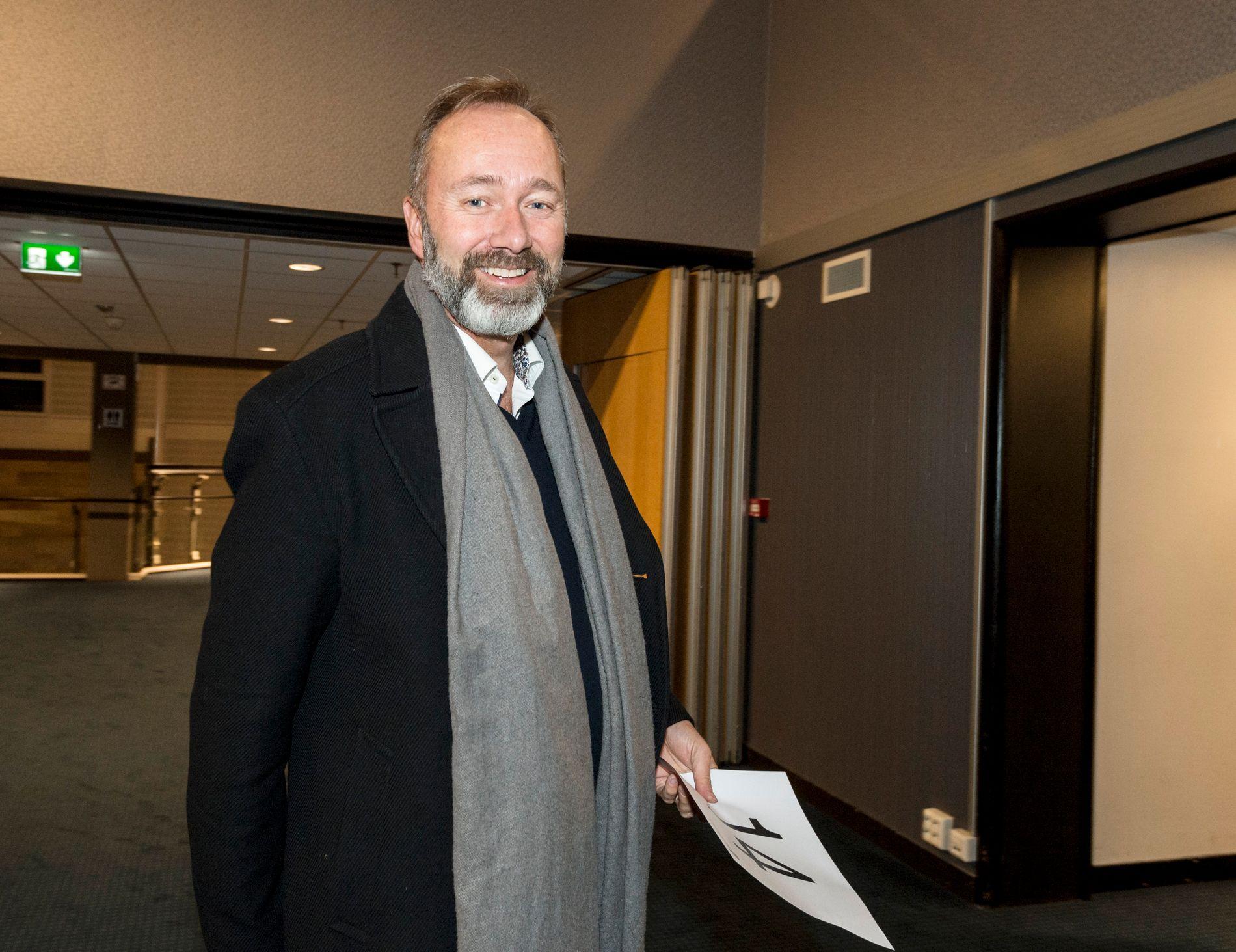 VIL INN: Ifølge VGs kilder vil Her er Giske på årsmøtet i Trondheim Arbeiderparti 8. februar.