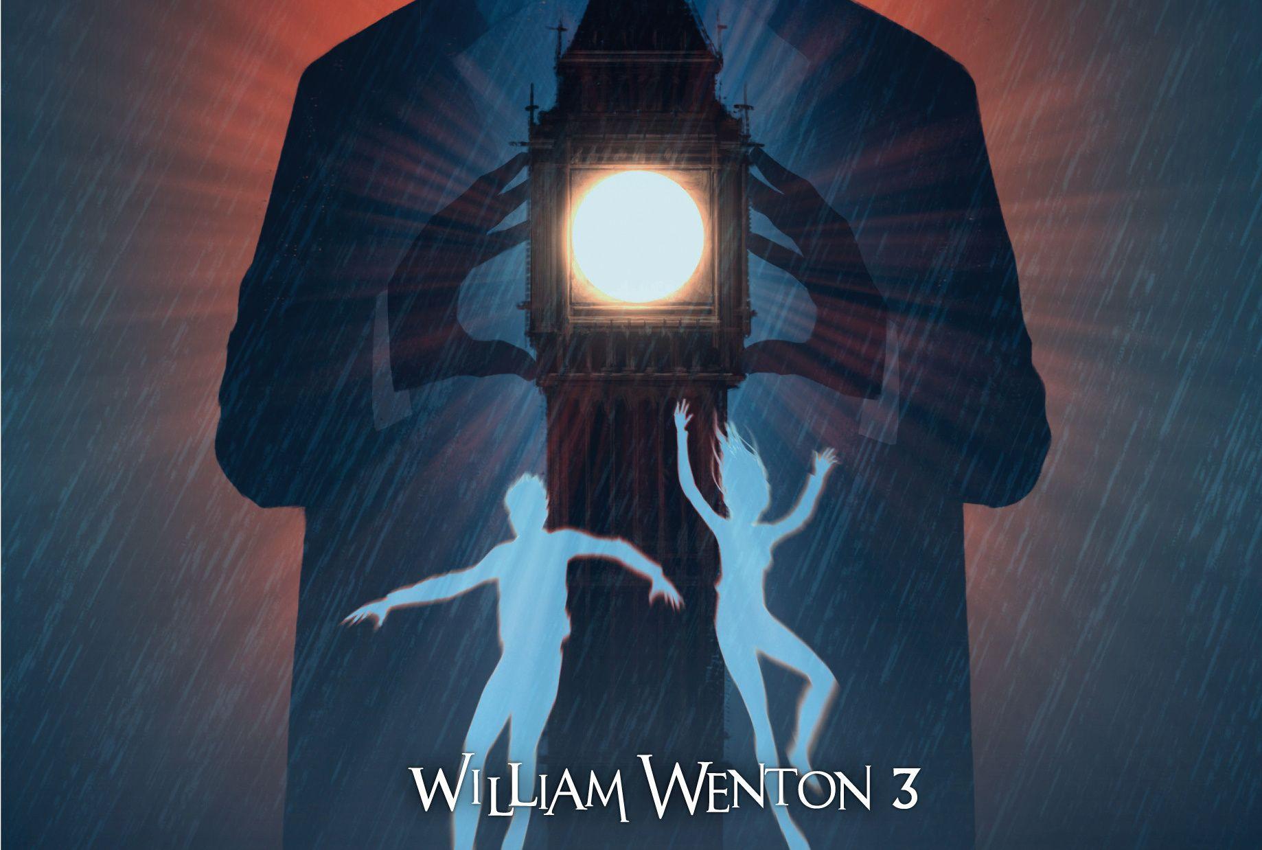 ACTIONEVENTYR: Bobbie Peers er ute med den tredje boken om verdens beste kodeknekker, William Wenton, og VGs anmelder skriver at serien er «den morsomste miksen av robotkomedie, science fiction og actioneventyr jeg har lest på år og dag». Boken passer for barn på 9 år og oppover - og egner seg også for høytlesning.