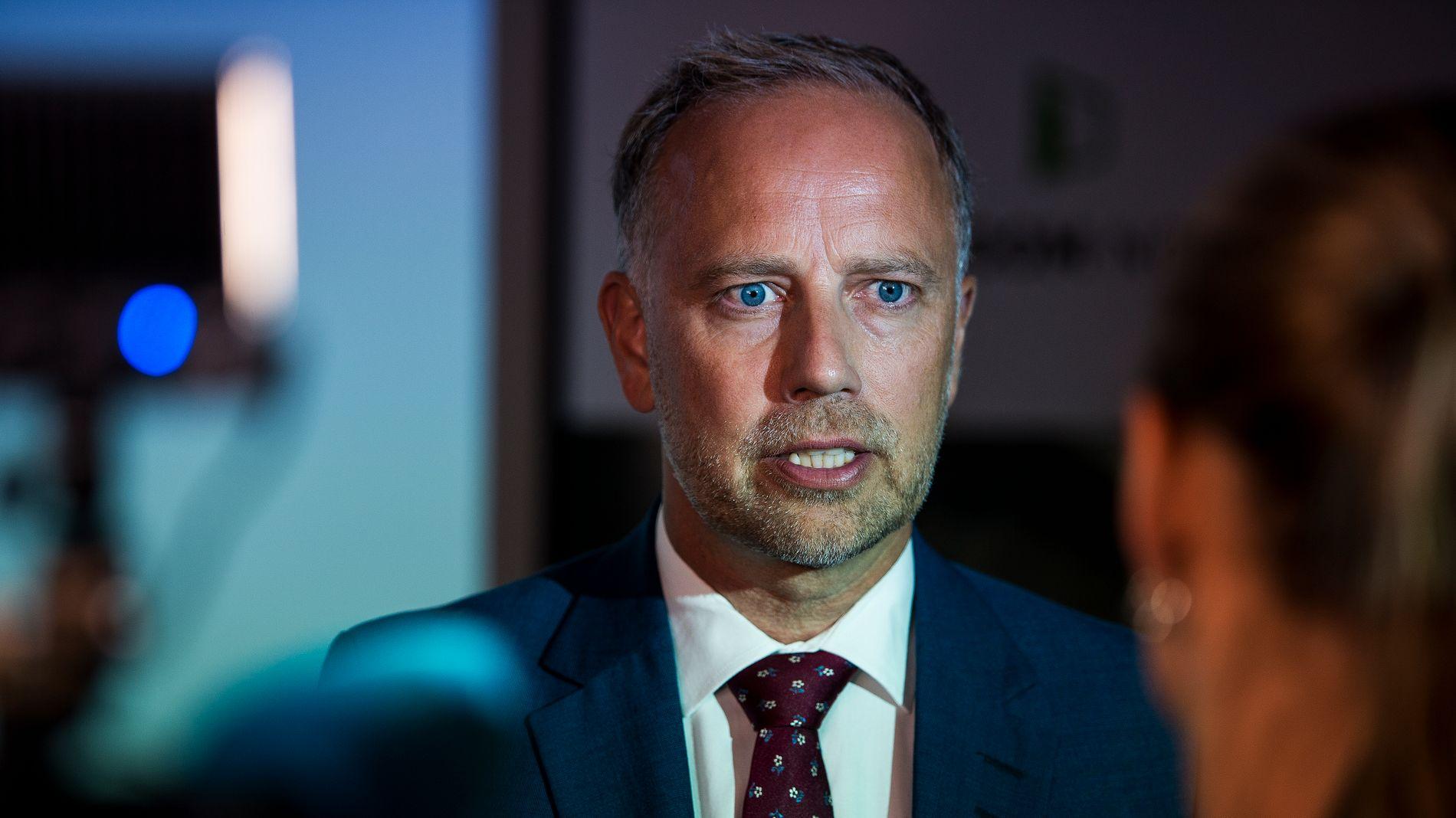 VENTER INGEN SJOKK: Eiendom Norge-sjef Christian Dreyer tror Finanstilsynet vil anbefale Siv Jensen å beholde boliglånsforskriften med små eller ingen endringer.