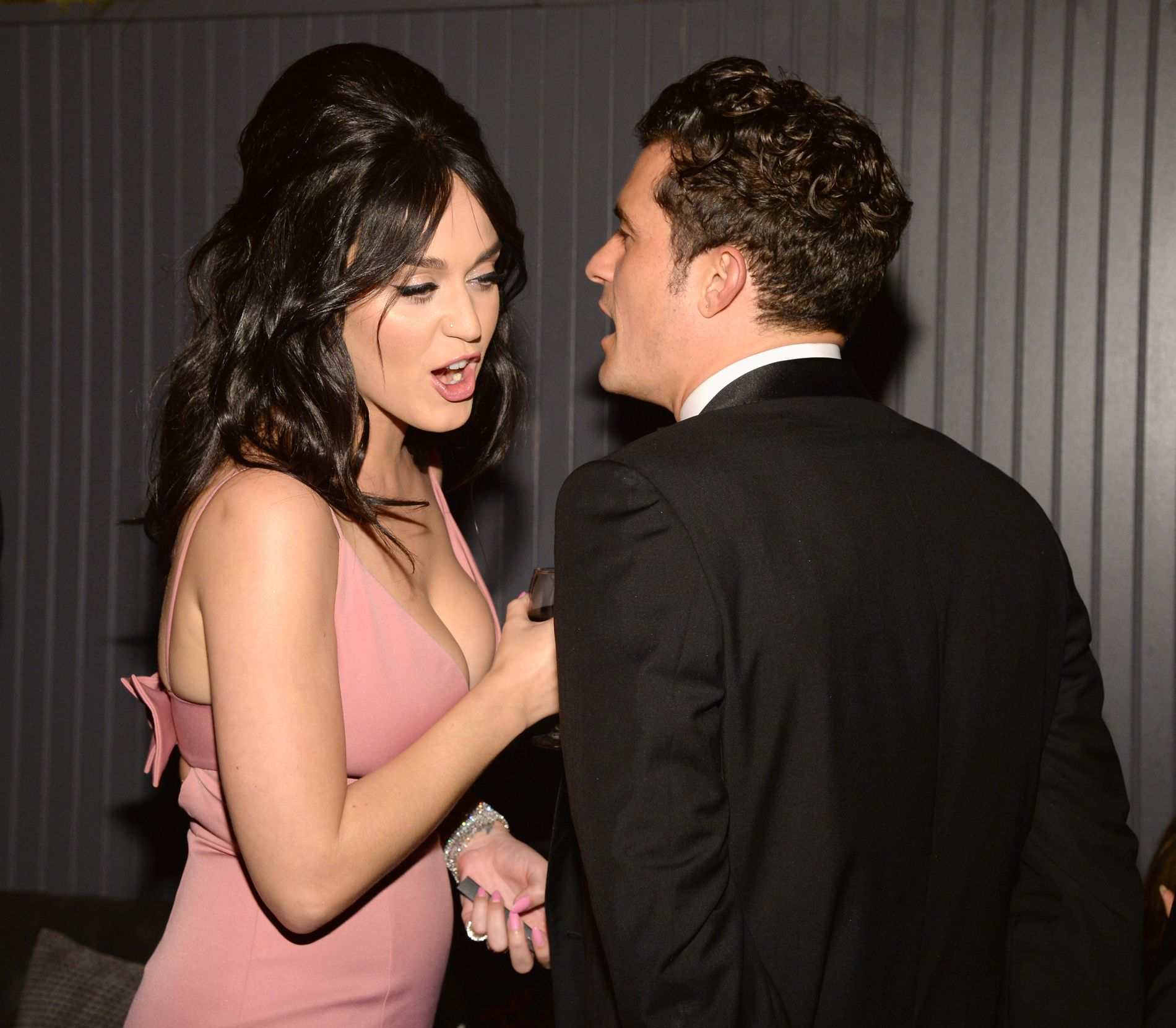SLUTT: Orlando Bloom og Katy Perry, her avbildet i 2016. Foto: GETTY