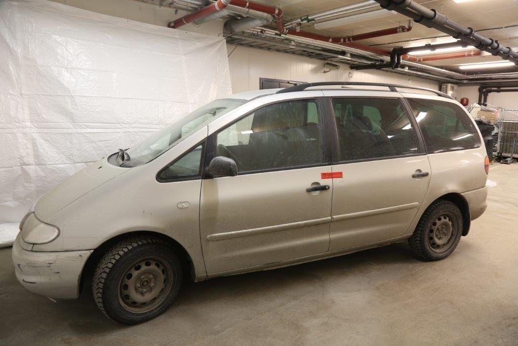 VIL HA TIPS: Politiet ber publikum som har observert denne bilen i det aktuelle tidsrommet om å ta kontakt.
